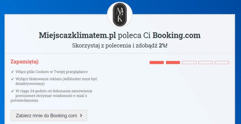 cashback booking